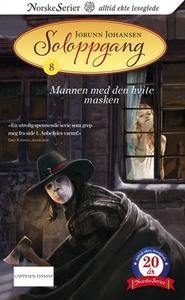 Mannen med den hvite masken (ebok) av Jorunn