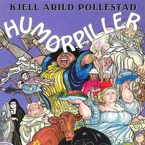 Humørpiller (lydbok) av Kjell Arild Pollestad