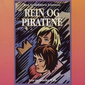Rein og piratene (lydbok) av Jón Sveinbjørn J