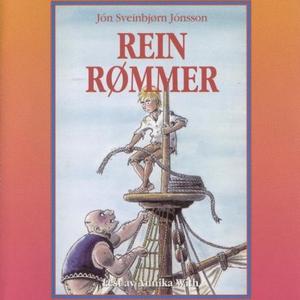 Rein rømmer (lydbok) av Jón Sveinbjørn Jónsso
