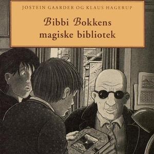 Bibbi Bokkens magiske bibliotek (lydbok) av J
