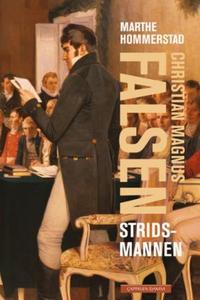 Christian Magnus Falsen (ebok) av Marthe Homm