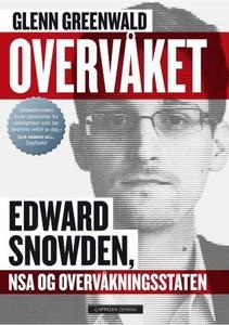 Overvåket (ebok) av Glenn Greenwald