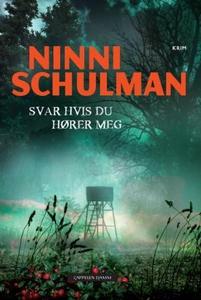 Svar hvis du hører meg (ebok) av Ninni Schulm