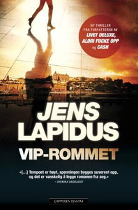 VIP-rommet (ebok) av Jens Lapidus