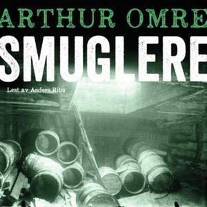 Smuglere (lydbok) av Arthur Omre