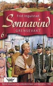 Grensevakt (ebok) av Frid Ingulstad
