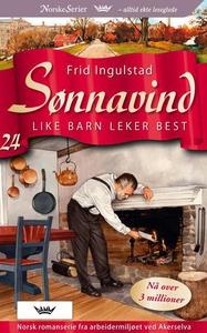 Like barn leker best (ebok) av Frid Ingulstad