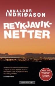 Reykjaviknetter (ebok) av Arnaldur Indriðason