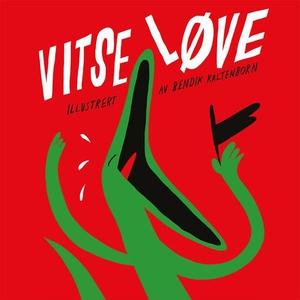 Vitseløve (lydbok) av Steffen Sørum