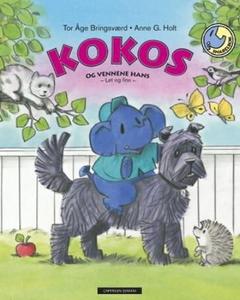 Kokos og vennene hans (interaktiv bok) av Tor