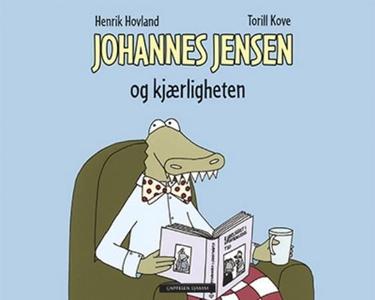 Johannes Jensen og kjærligheten (interaktiv b
