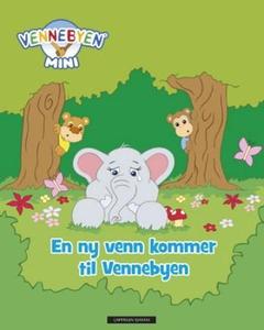 En ny venn kommer til Vennebyen (interaktiv b