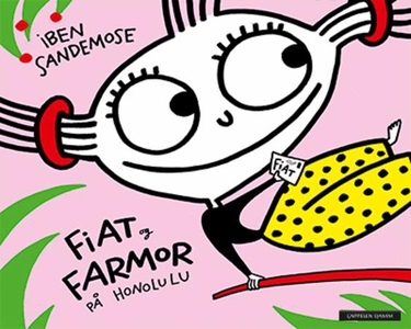 Fiat og farmor på Honolulu (interaktiv bok) a