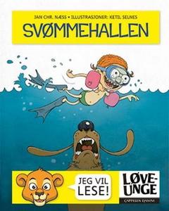 Svømmehallen (interaktiv bok) av Jan Chr. Næs