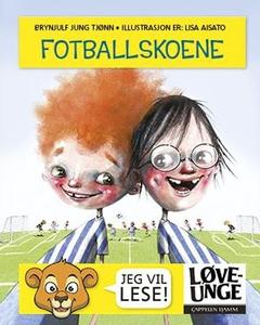 Fotballskoene (interaktiv bok) av Brynjulf Ju