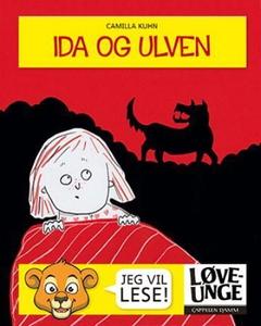 Ida og ulven (interaktiv bok) av Camilla Kuhn