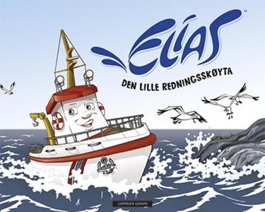 Elias (interaktiv bok) av Espen Fyksen, Øyvin
