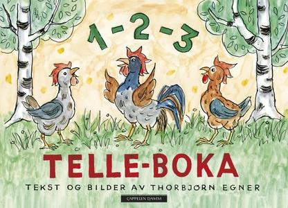 Telleboka (interaktiv bok) av Thorbjørn Egner