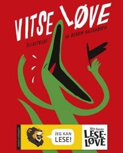 Vitseløve (interaktiv bok) av