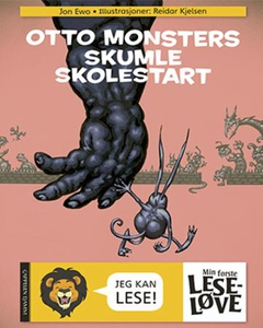 Otto monsters skumle skolestart (interaktiv b