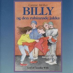 Billy og den rubinrøde jakka (lydbok) av Cann