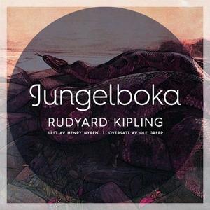 Jungelboka (lydbok) av Rudyard Kipling
