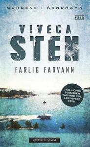 Farlig farvann (ebok) av Viveca Sten