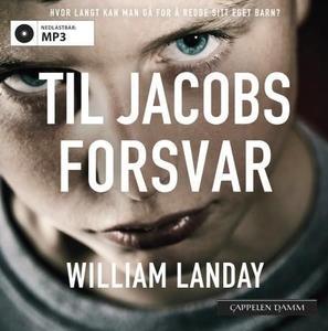 Til Jacobs forsvar (lydbok) av William Landay