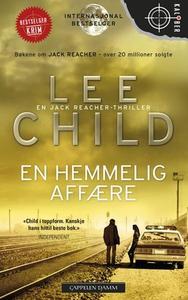 En hemmelig affære (ebok) av Lee Child