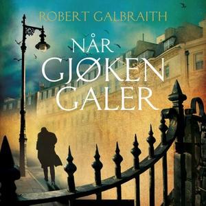 Når gjøken galer (lydbok) av Robert Galbraith