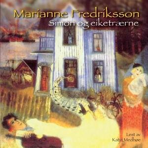 Simon og eiketrærne (lydbok) av Marianne Fred