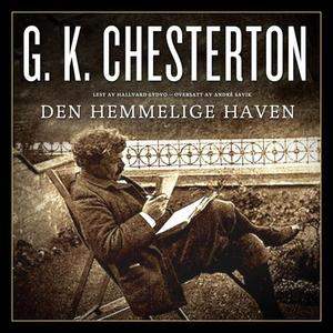 Den hemmelige haven (lydbok) av G.K. Chestert