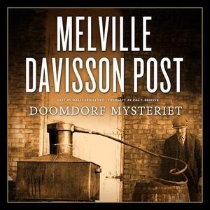 Doomdorf-mysteriet (lydbok) av Melville Davis
