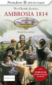 Kaperens datter (ebok) av Berit Elisabeth San