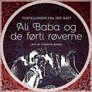 Ali Baba og de førti røverne (lydbok) av