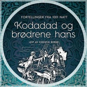 Kodadad og brødrene hans (lydbok) av