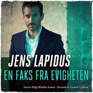 En faks til evigheten (lydbok) av Jens Lapidu