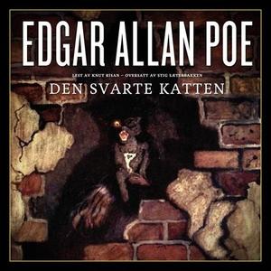 Den svarte katten (lydbok) av Edgar Allan Poe