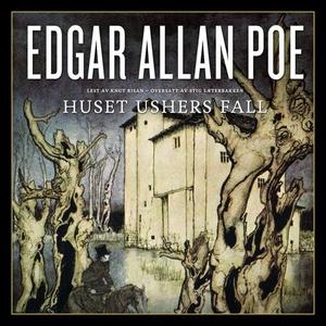 Huset Ushers fall (lydbok) av Edgar Allan Poe