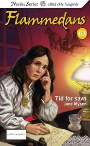 Tid for savn (ebok) av Jane Mysen