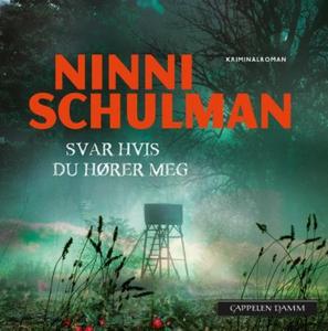 Svar hvis du hører meg (lydbok) av Ninni Schu