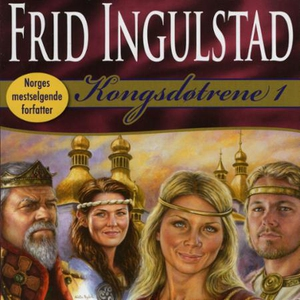 Ingegjerd (lydbok) av Frid Ingulstad