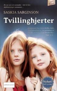 Tvillinghjerter (ebok) av Saskia Sarginson