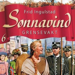 Grensevakt (lydbok) av Frid Ingulstad