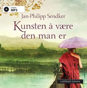 Kunsten å være den man er (lydbok) av Jan-Phi