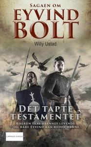 Det tapte testamentet (ebok) av Willy Ustad