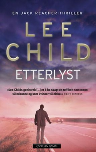 Etterlyst (ebok) av Lee Child