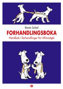 Forhandlingsboka (ebok) av Bente Sabel