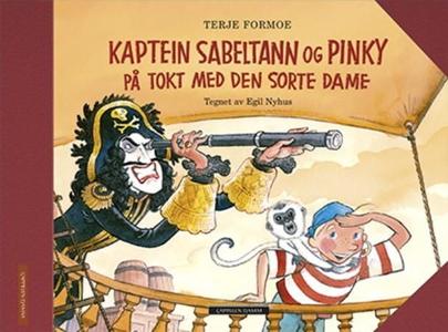 Kaptein Sabeltann og Pinky på tokt med Den so